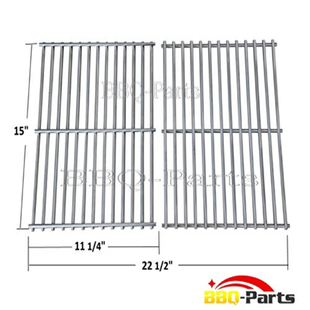 Bbq-parts Aftermarket 7521 stainless steel Rod Cooking
