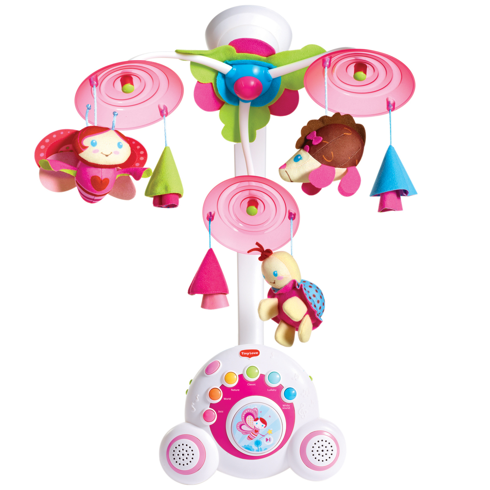 Tiny Love Tiny Princess Soothe 'n Groove Mobile, Tiny Princess