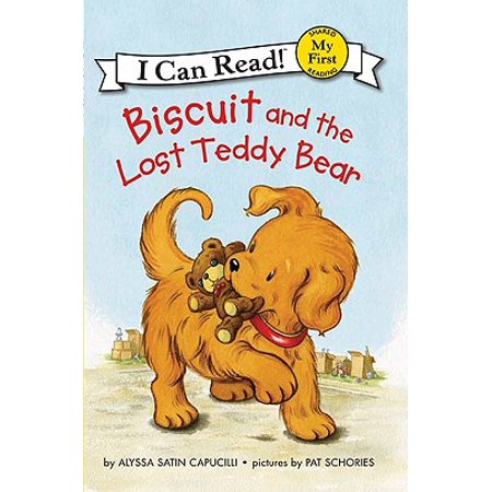 Biscuit and the Lost Teddy Bear (Paperback) - Halloween Teddy Bear Coloring Pages