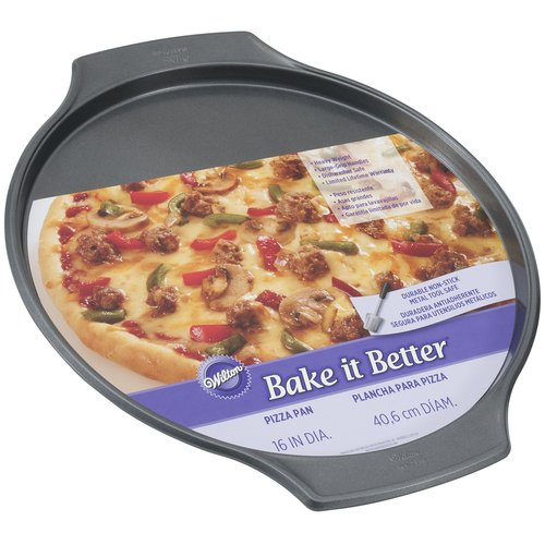 "Wilton Bake It Better 16"" Pizza Pan"