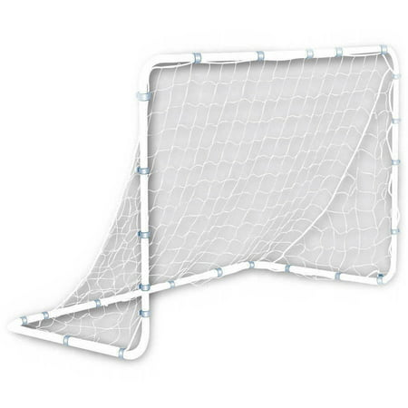 Franklin Sports 6' x 4' Competition Steel Soccer Goal for backyard