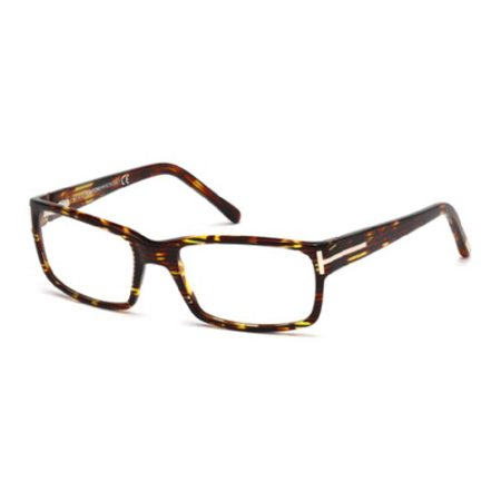 2955a4e9f8 TOM FORD Eyeglasses FT5013 056 Havana 54MM - Walmart.com