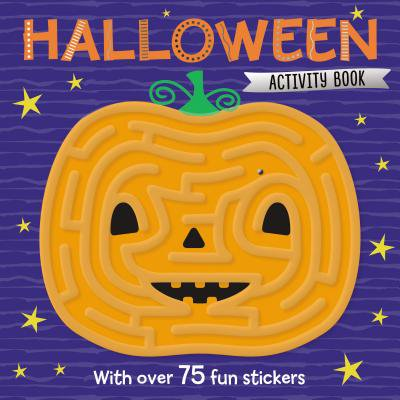 Maze Activity Books Halloween](Pinterest Halloween Craft Ideas For Toddlers)