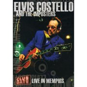 Elvis Costello And The Imposters: Club Date Live In Memphis (Widescreen) by