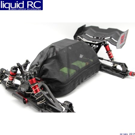 Hot Racing AON16CS Dirt Guard Chassis Cover (Short) Arrma Notorious (Chassis Gear Cover)