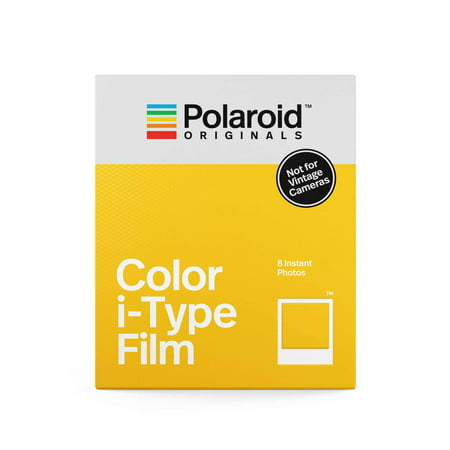 Polaroid Originals Color Film for I-Type (Polaroid Glow In The Dark)