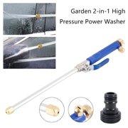 Willstar 2020 NEW High Pressure Power Washer Spray Nozzle Water Gun Garden Watering Wand for Car Washing Outdoor Window Washing