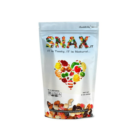 SNAX.it - 100% Natural Snack Trail Mix Pack - by Treat of the Day!