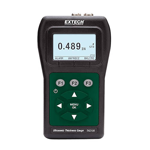 Extech TKG100 Ultrasonic Thickness Gauge by Extech