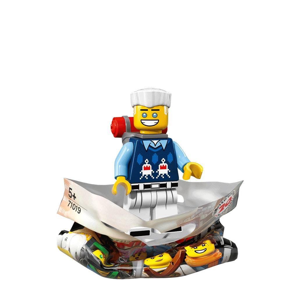 Lego Ninjago Movie Minifigures Series 71019 Zane