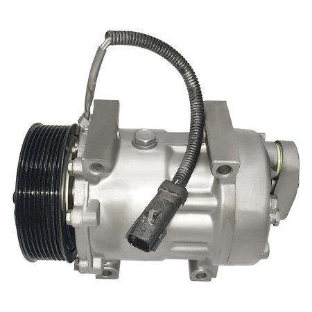 RYC Remanufactured AC Compressor and A/C Clutch FG589 Fits 1999, 2000, 2001, 2002, 2003, 2004, 2005 Dodge Ram 2500 3500 5.9L