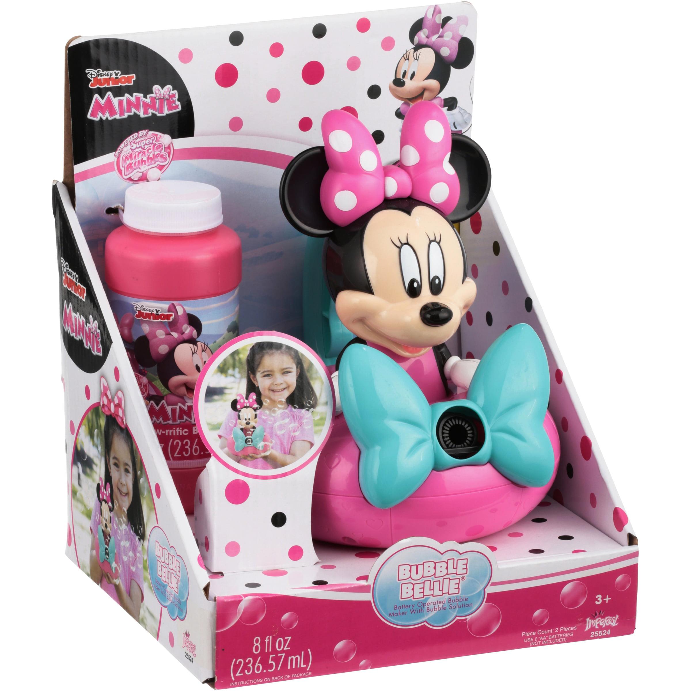 Minnie Mouse bubble