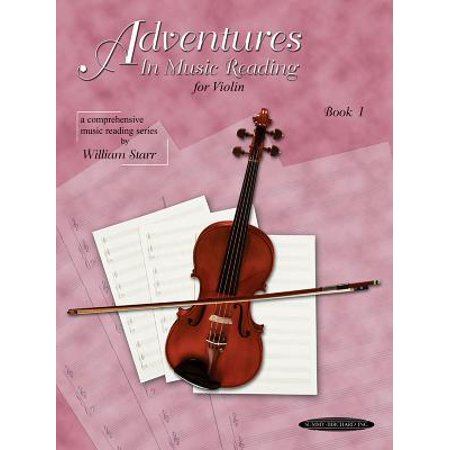 Adventures in Music Reading for Violin, Bk