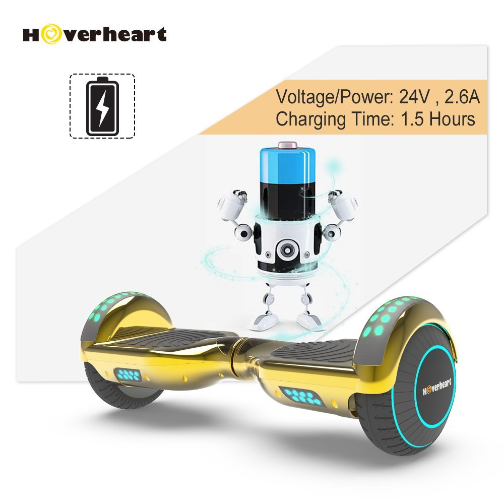 Ul2272 Certified Top Led 65 Hoverboard Two Wheel Self Balancing Reducing Printed Circuit Board Segway Double Scooter Unicorn