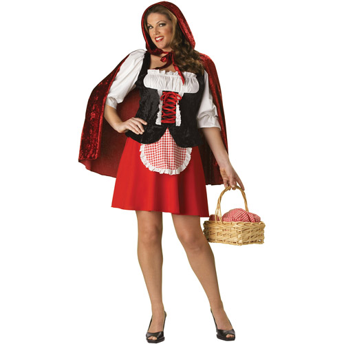 Red Riding Hood Adult Halloween Costume