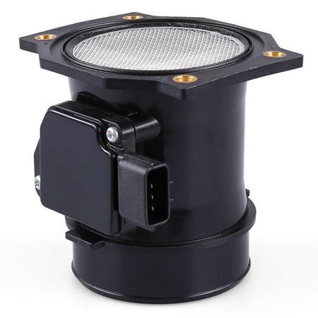 MAF Mass Air Flow Sensor for Nissan Infiniti Mercury by LotFancy, OEM fit 22680-5J000