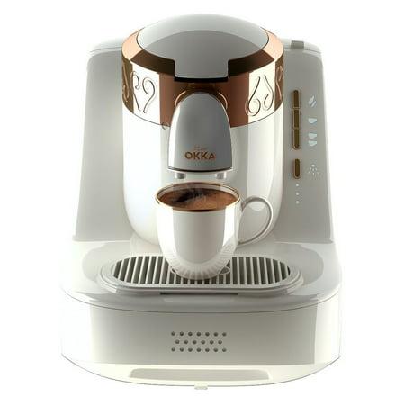 Arzum Okka OK001W Automatic Coffee Machine