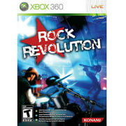 Rock Revolution (Xbox 360) - Pre-Owned