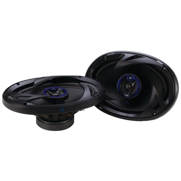 """AUTOTEK ATS693 ATS Series Speakers (6"""" x 9"""", 3 Way, 400 Watts)"""