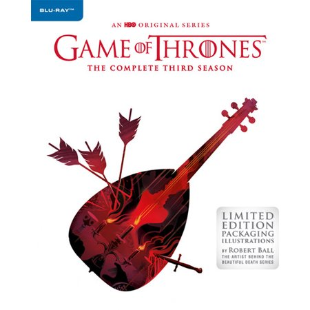 Game Of Thrones: Season 3 (Limited Edition Blu-ray + Digital Copy)