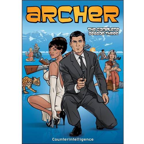 Archer: The Complete Season Three (Widescreen) by NEWS CORPORATION