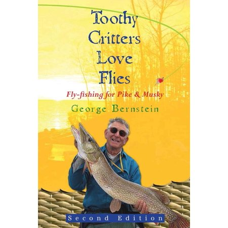 Pike Fly Patterns - Toothy Critters Love Flies
