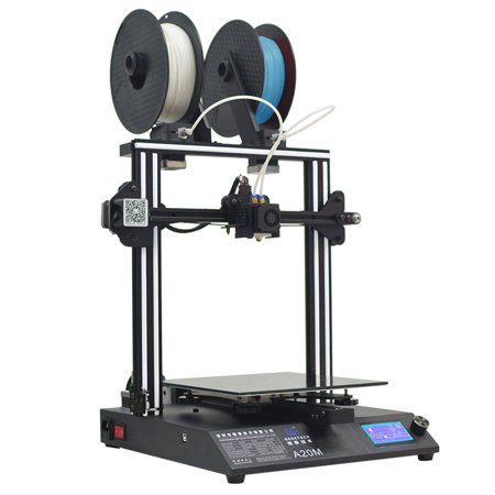 A20M Mixcolor 3D Printer 255 x 255 x 255mm 2019 New Version