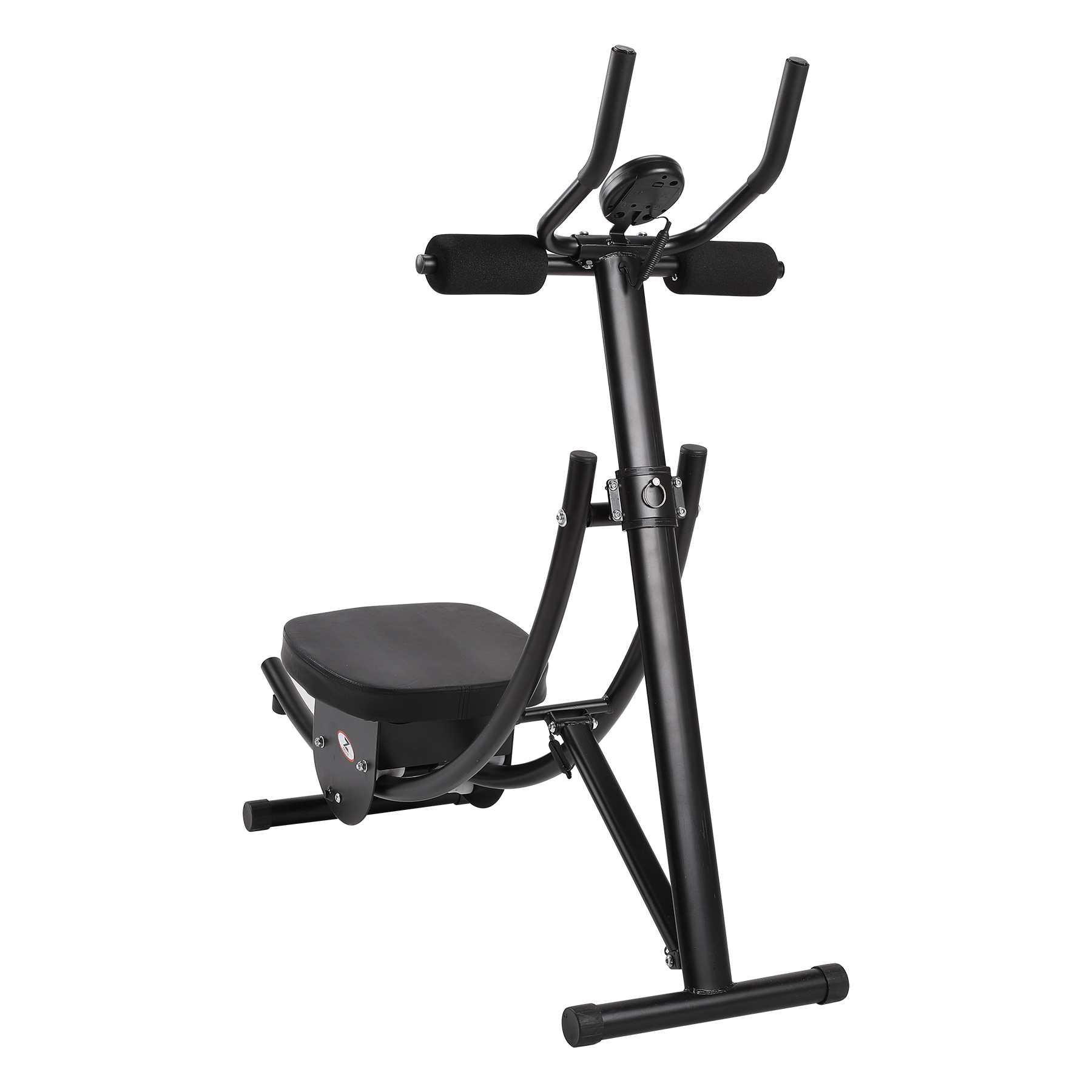 Abdominal Coaster Fitness Equipment with Bottom-up Design for Home Gym