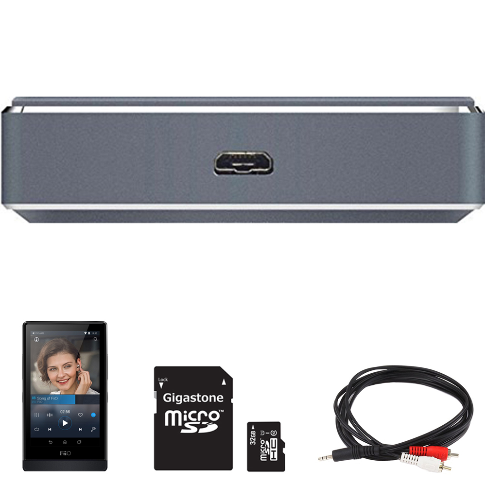 FiiO Non-Amplified Module For Charging Only X7-AM0 with F...