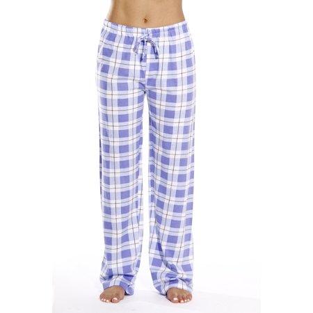 Cotton Plaid Pants (Just Love Plaid Pajama Pants Cotton Jersey )