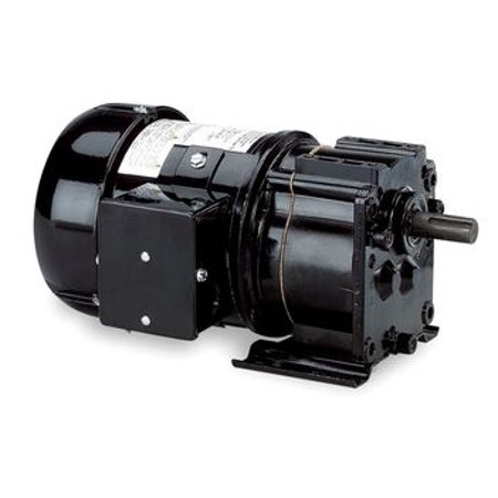 Motor 1/4 Hp 60hz Belt (Dayton Model 6K325 Gear Motor TEFC, 14 RPM 1/12 hp 115V 60HZ.)