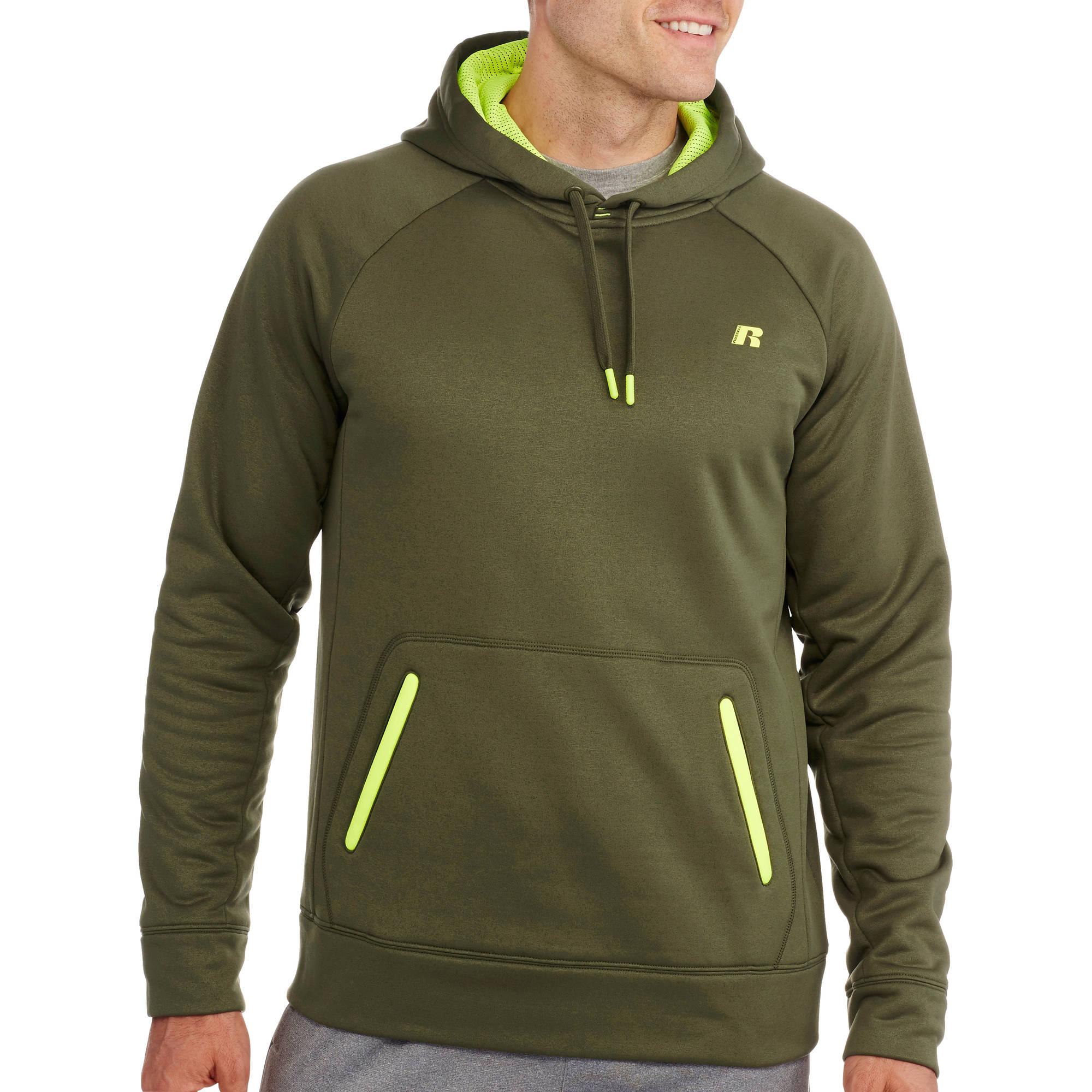 Russell Men's Polytech Pullover Jacket