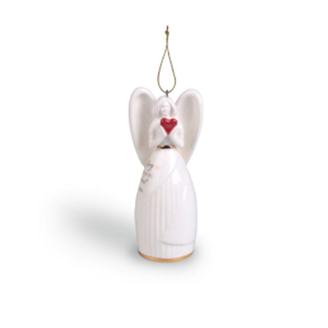 Lighthouse Christian Products 192124 Ornament-Red Heart - No. 12421 by Lighthouse Christ