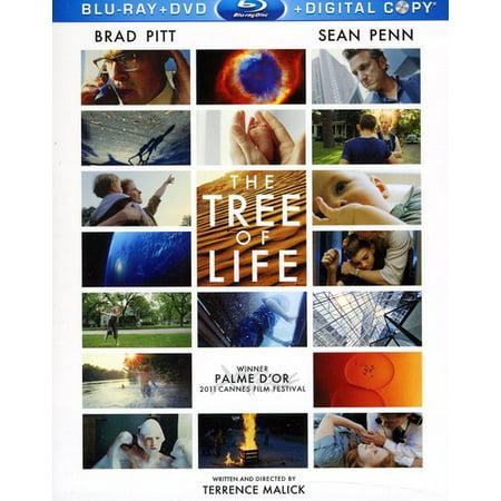 The Tree of Life (Blu-ray + DVD + Digital Copy)