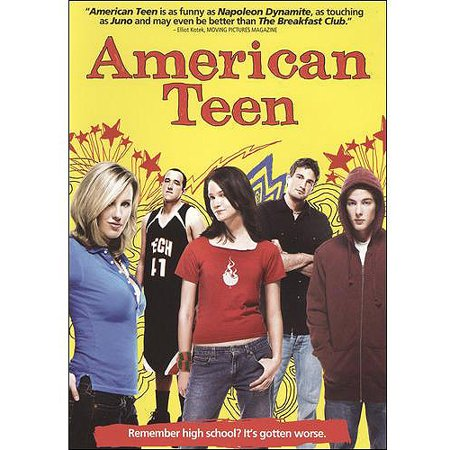 Teen Dvd American Teen 56