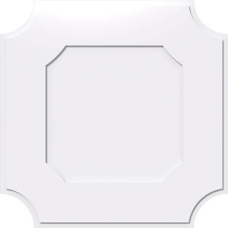 26 OD x 15 1 2 C x 1 P Locke Architectural Grade PVC Contemporary Cei