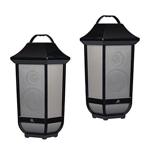 Acoustic Research Glendale Bluetooth Indoor/Outdoor Wireless Speaker (2-Pack) (Certified Refurbished)