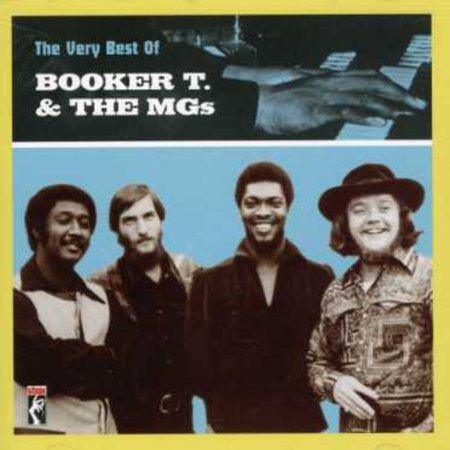 Very Best of Booker T & the MG's (CD) (Remaster)