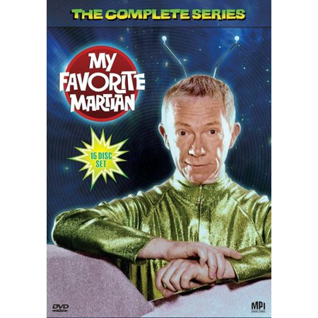 My Favorite Martian  The Complete Series