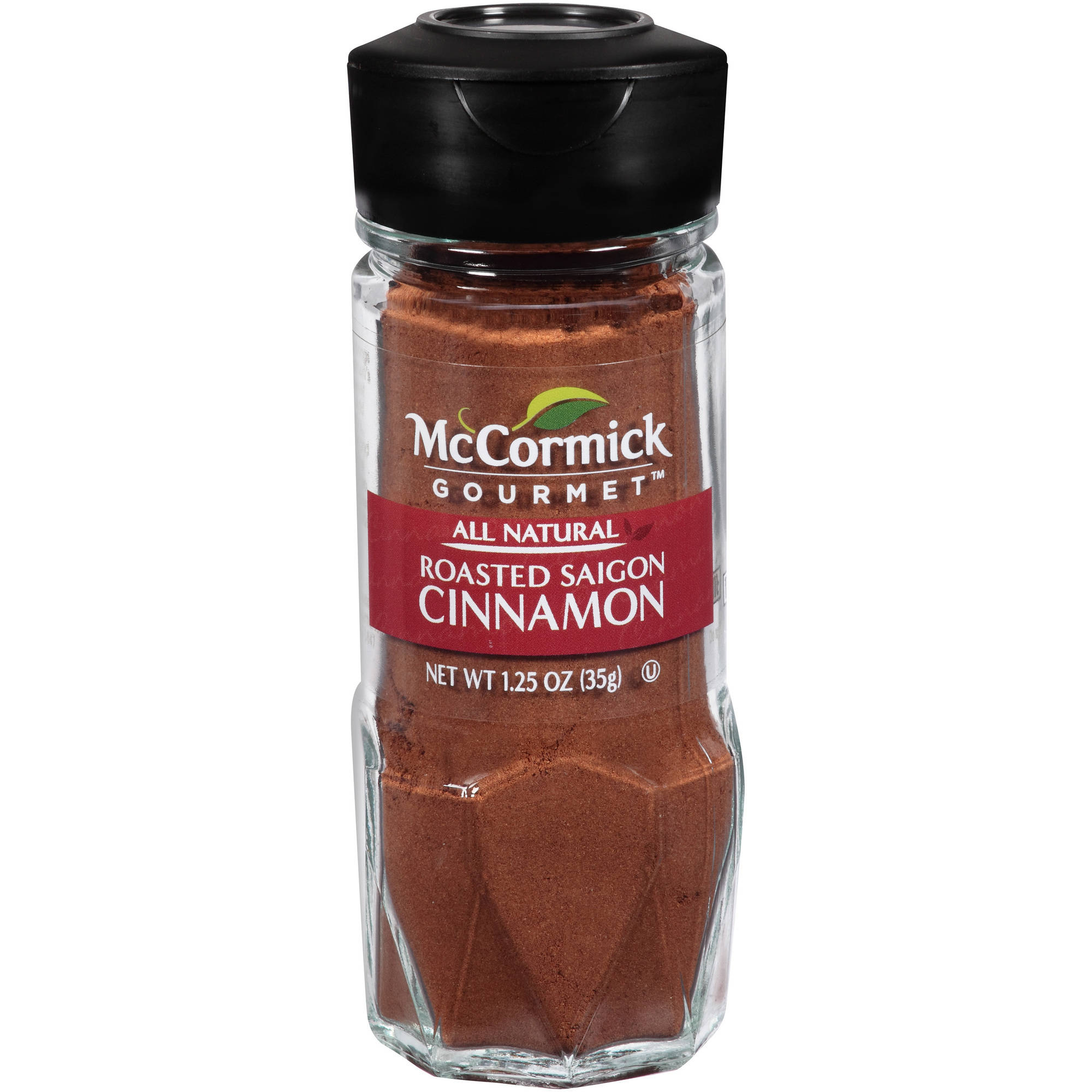 ***Discontinued by CW***McCormick Gourmet Collection Roasted Saigon Cinnamon, 1.25 oz