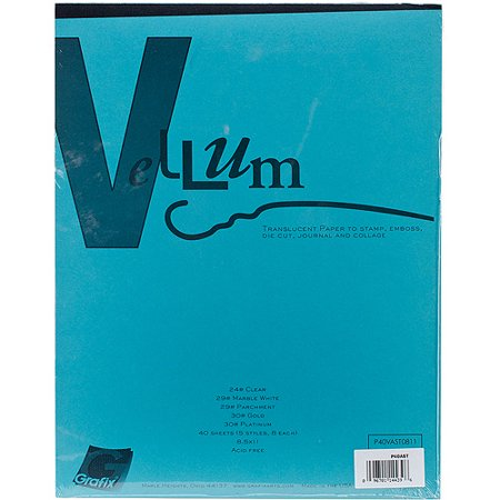 Dust Vellum (Vellum Assortment 8.5