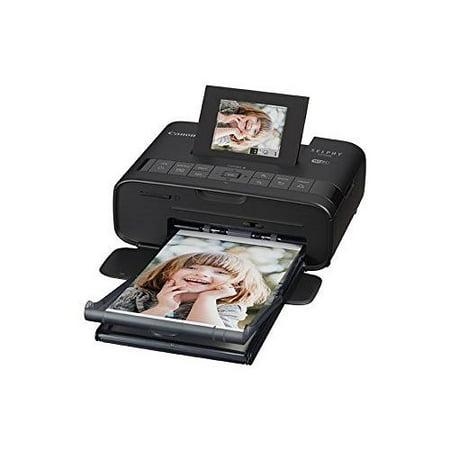 Canon Selphy Cp1200 Dye Sublimation Printer - Color - Photo Print - Portable - 2.7
