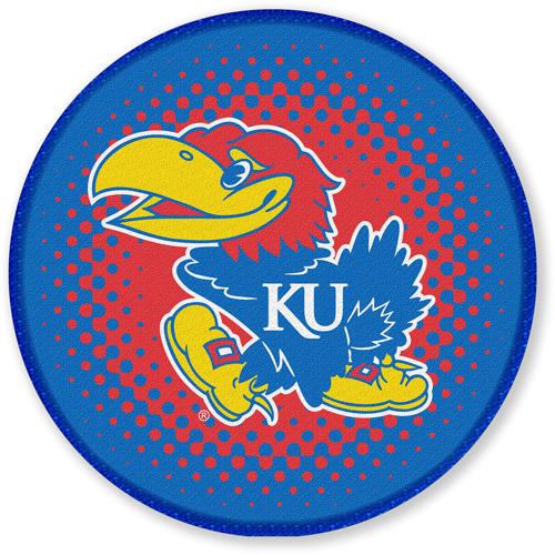 """NCAA Kansas Jayhawks 24"""" Bath Rug"""