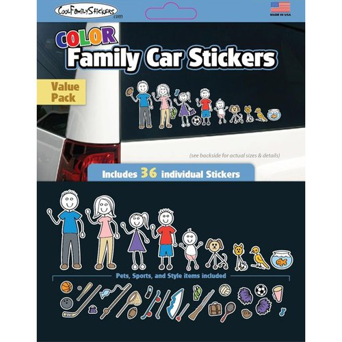Car Stickers At Walmart