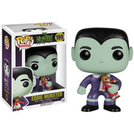 Funko 4247 POP TV: Munsters, Eddie