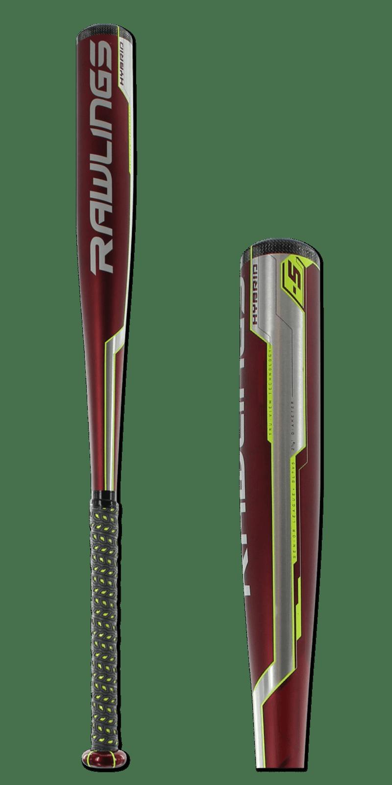 2017 Rawlings VELO Senior League Baseball Bat: SL7V5 by Rawlings