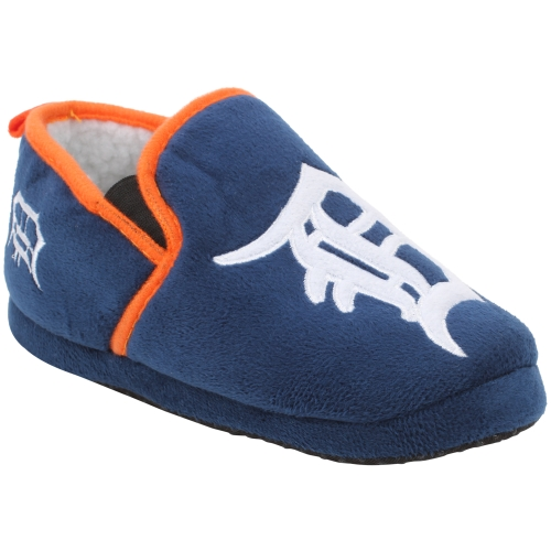 Detroit Tigers Youth Sherpa Slippers