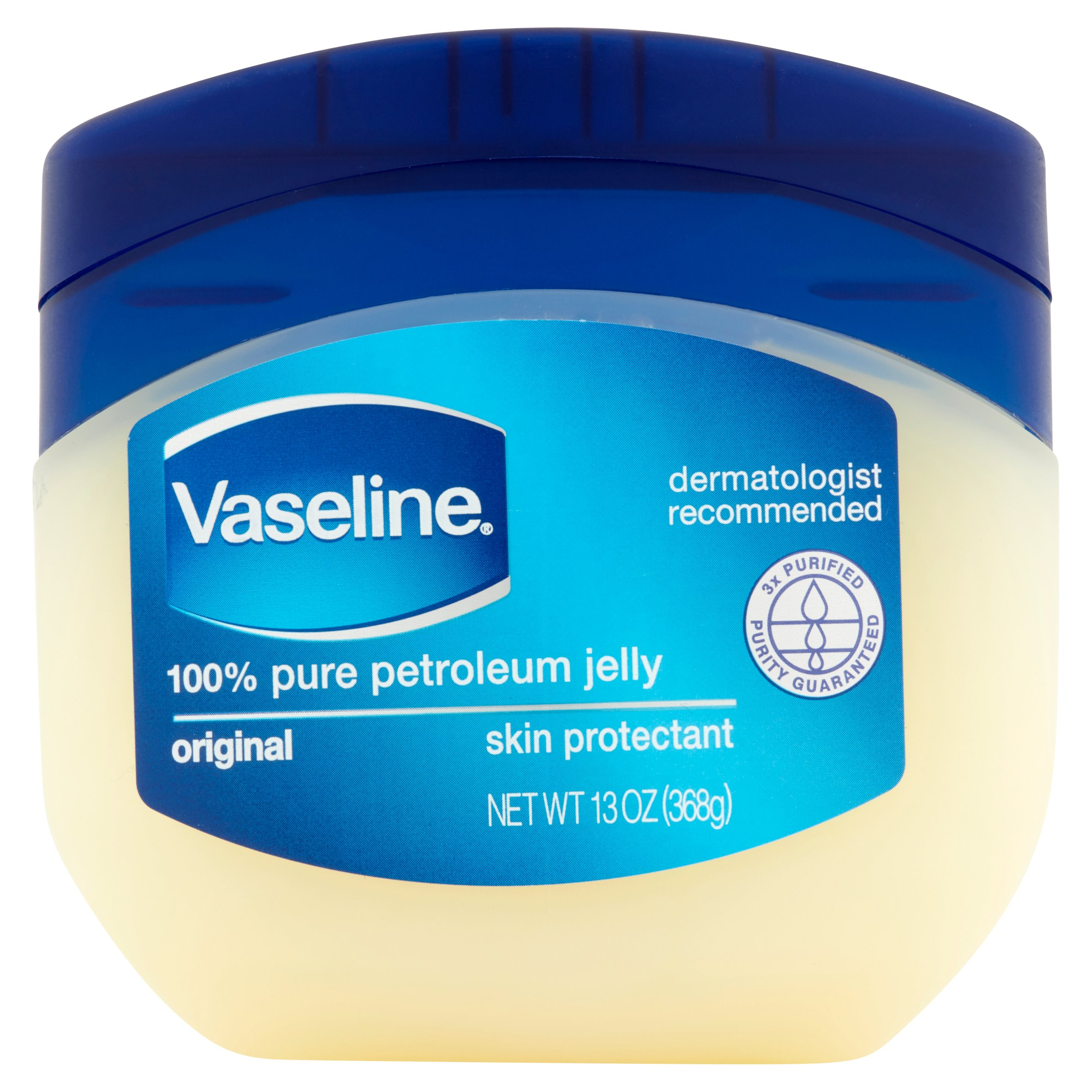 Vaseline Original Petroleum Jelly, Skin Protectant, 13 oz