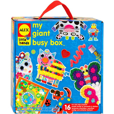 ALEX Toys Little Hands My Giant Busy -