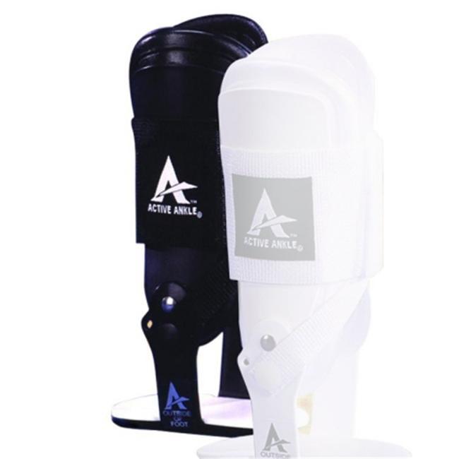 Image of Active Ankle ABU840BLACKLG T-2;S Featherlight Eva Padding System Black Large